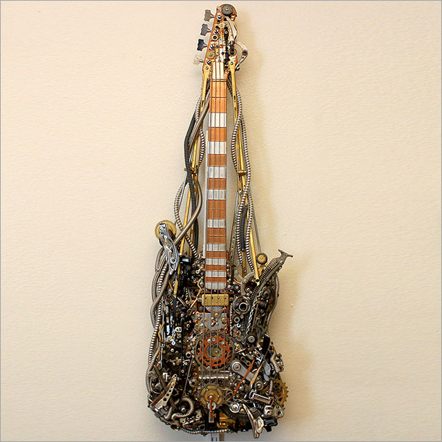 Steampunk Bass Pic 1