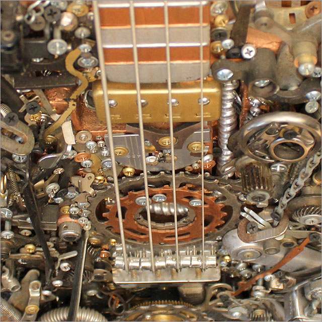Steampunk Bass Pic 4