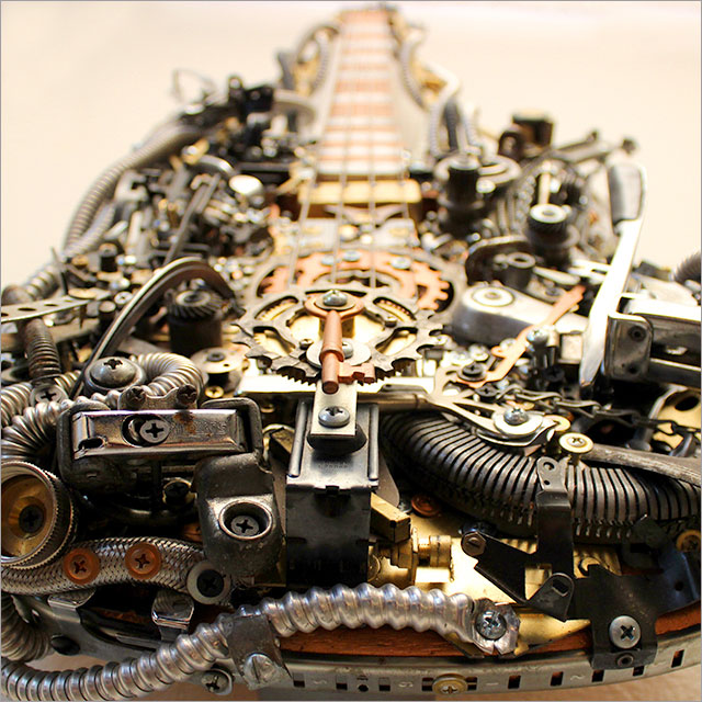 Steampunk Bass Pic 5