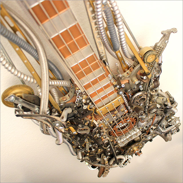 Steampunk Bass Pic 6