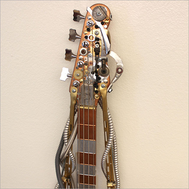 Steampunk Bass Pic 8
