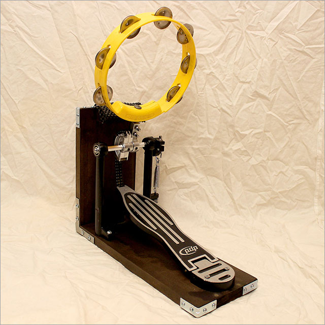 Tambourine Footpedal Pic 1