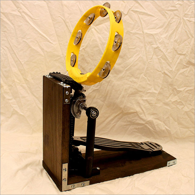 Tambourine Footpedal Pic 2