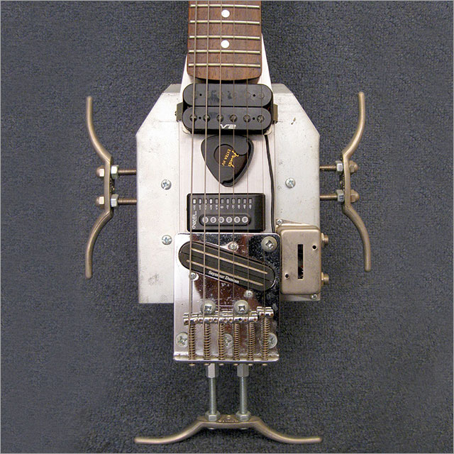 Travel Guitar Pic 5