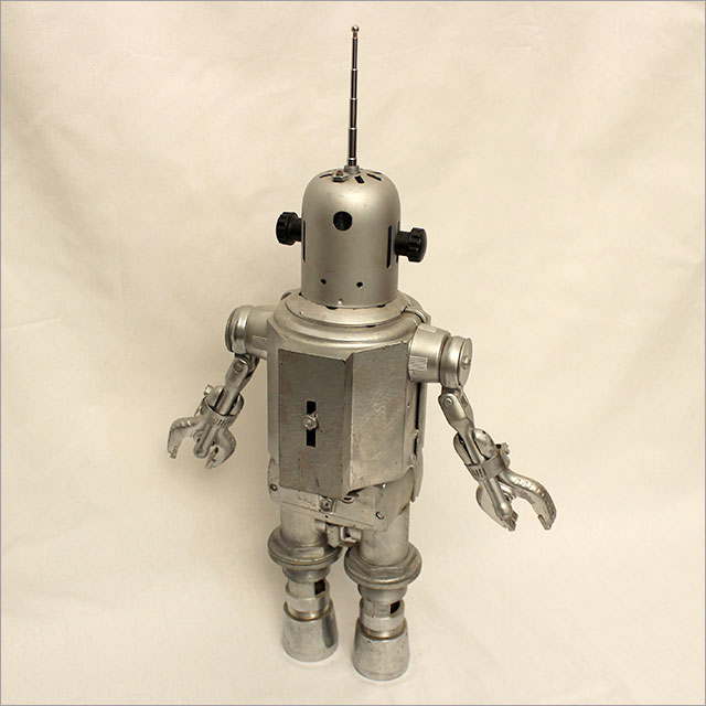 Small Round Robot Pic 6