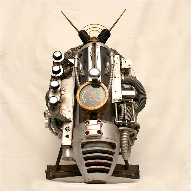 Steampunk Jet Pack Thayer Demay
