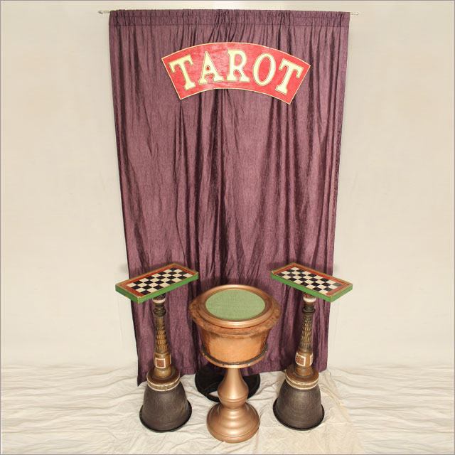 Tarot Card Table Station Pic 1