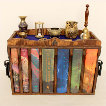 Harry Potter Portable Bookcase