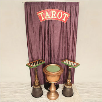 Tarot Card Station