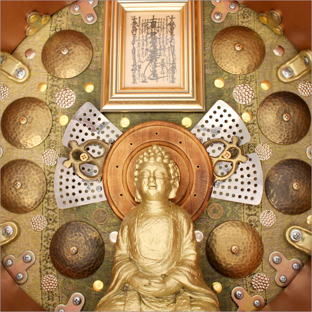 Buddha Shrine IX Pic 7