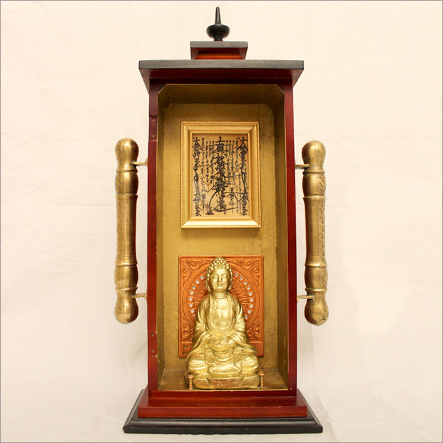 Buddha Shrine VIII Pic 1