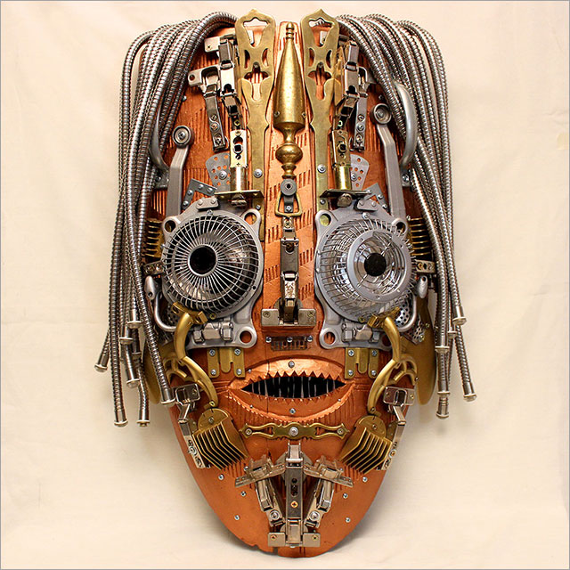 Steampunk Mask Pic 1