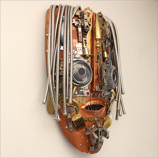 Steampunk Mask Pic 3