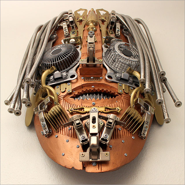 Steampunk Mask Pic 4