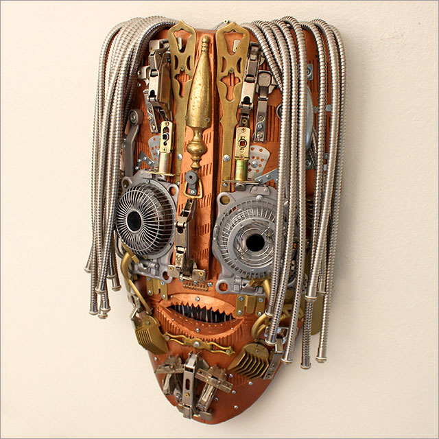 Steampunk Mask Pic 5