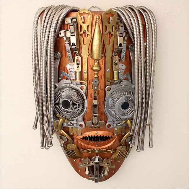Steampunk Mask Pic 6